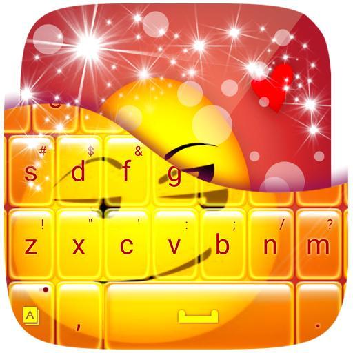 个人化のいたずら絵文字キーボード LOGO-記事Game