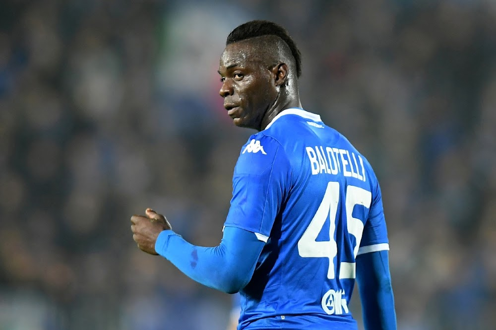Balotelli in hot water in Verona after reacting to racists