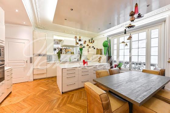 Vente appartement 8 pièces 244 m2