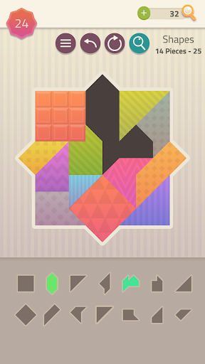 Polygrams - Tangram & Block Puzzles 1.0.2.18 {cheat|hack|gameplay|apk mod|resources generator} 4