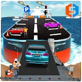 Free Car Parking Hero: Cargo Ship Parking Ramp