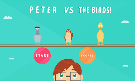 Peter vs The Birds The Game