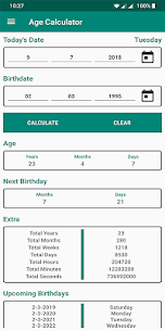 Age Calculator by Date of Birth 3.0 [Mod + APK] Android 2