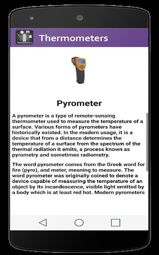玩醫療App Thermometers免費 APP試玩