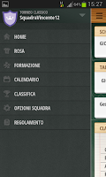 Screenshot of Tuttosport League