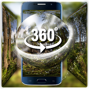 (3D VR Panoramic) Forest oxygen bar live wallpaper for PC