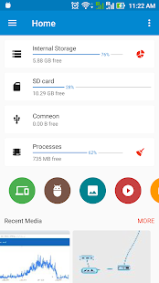 Total File Explorer - File Manager - náhled