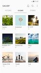 screenshot of Samsung Gallery