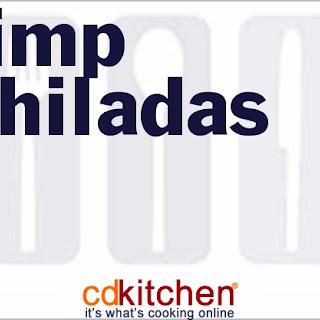 Shrimp Enchiladas