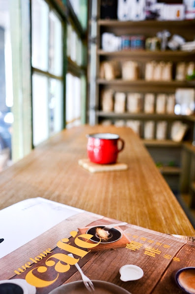 yosano 与謝野直火烘焙咖啡工作室