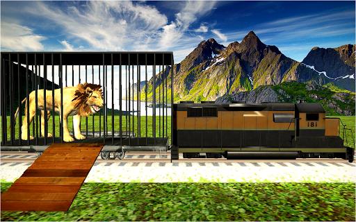 动物园 动物 : 运输 培养|玩模擬App免費|玩APPs