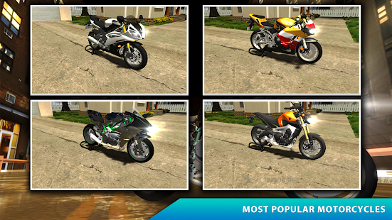 WOR - World Of Riders- screenshot thumbnail