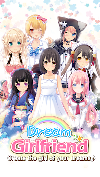 Dream Girlfriend apk screenshot