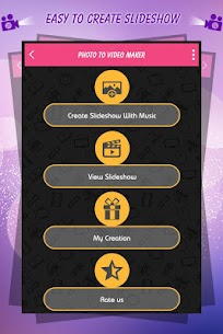 Movie Maker With Music : Photo to Video Maker App Download For Android 2