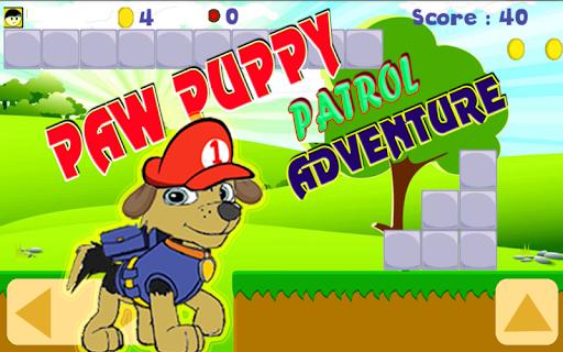 Paw super puppy world patrol