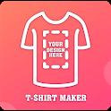 T Shirt Design - Custom T Shirts icon