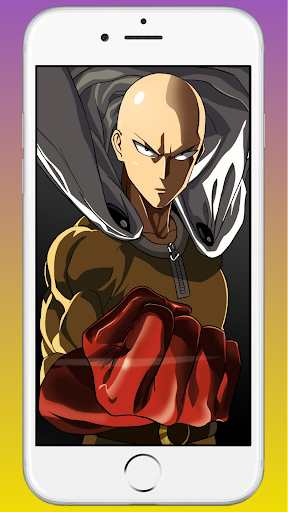 Download Anime Wallpaper One Punch Man Wallpaper Free For