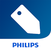 Philips Service Tag