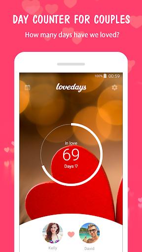 Been Love Memory - Love Days Counter 1.0 screenshots 1