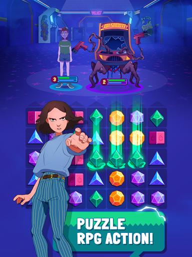 Stranger Things: Puzzle Tales screenshot 10