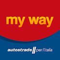 MY WAY Autostrade per l'Italia icon