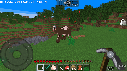 MultiCraft ― Build and Survive! � 1.6.0f screenshots 1
