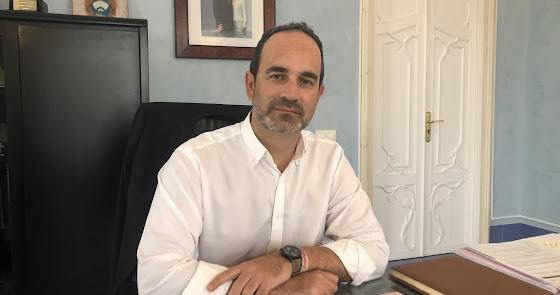 """José Luis Amérigo, alcalde de Carboneras:""""Estamos muy ilusionados con el futuro"""""""