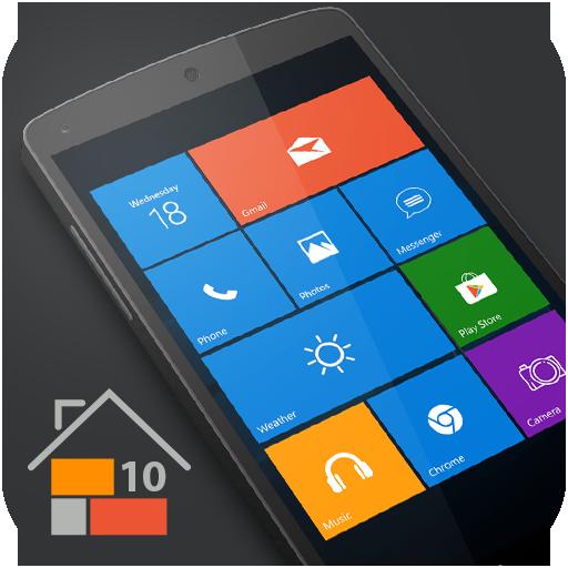 Win 10 Launcher APK Cracked Download