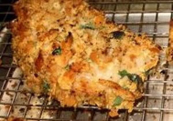 Crunchy Pork Chops/chicken Baked Recipe