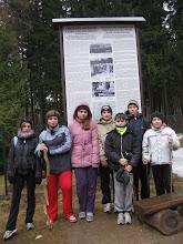 Photo: Cmentarz więźniów niemieckiego obozu