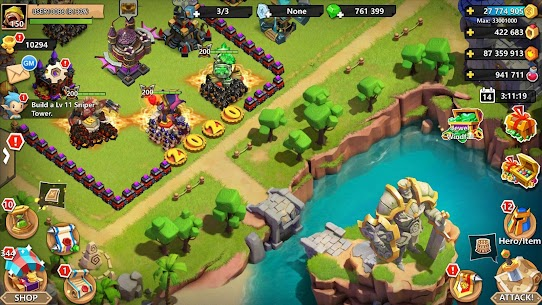 Clash of Lords 2: Guild Castle Mod Apk Download For Android and Iphone 6