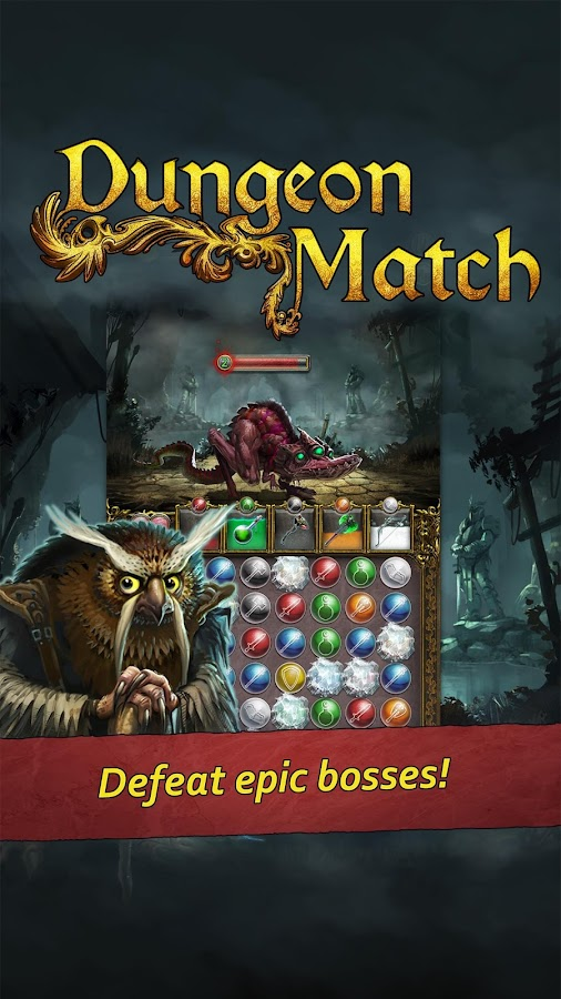 Dungeon Match- screenshot