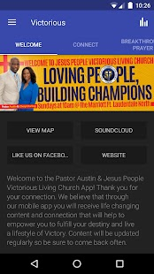 Download Pastor Austin and JP Victorious For PC Windows and Mac apk screenshot 1
