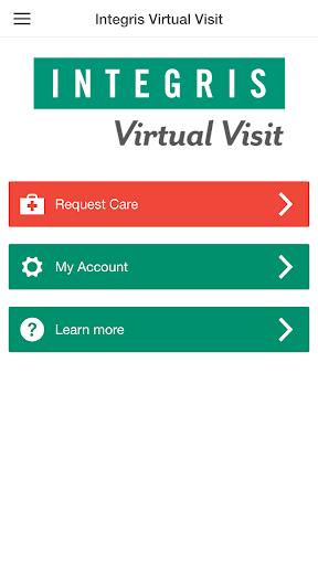 Integris Virtual Visit
