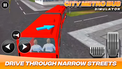 City Metro Bus Simulator 2.0 screenshots 6