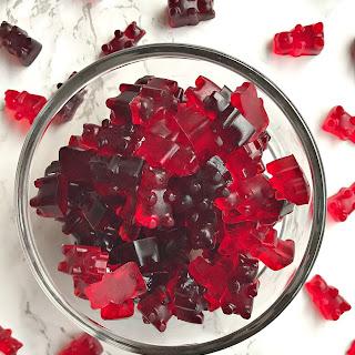 Wine Gummy Bears Recipe