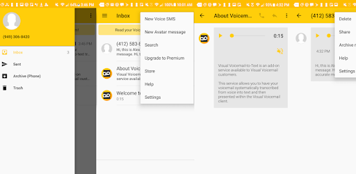 Sprint Visual Voicemail - Apps on Google Play