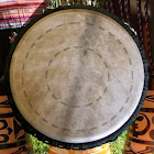 Djembe percussion icon