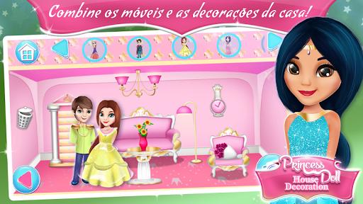 Foto do Jogos de casinha de princesa: Decoração de casa