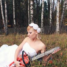 Wedding photographer Anna Merkulova (katsuragi). Photo of 29.07.2014