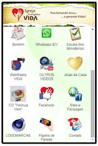 IEV - Igreja Evangélica Vida screenshot 1