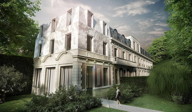 Hôtel particulier Boulogne-Billancourt