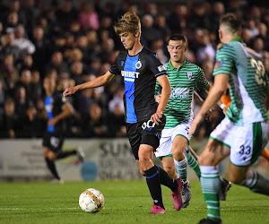 Exact twee jaar geleden: het debuut van Charles De Ketelaere bij Club Brugge