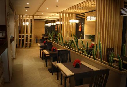 Банкетный зал KUSHI-SUSHI для корпоратива