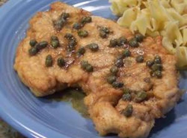 Chicken Picatta Recipe