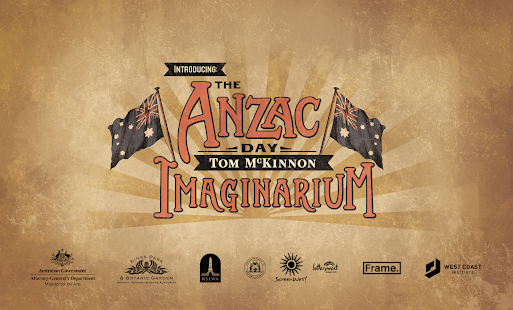 ANZAC Tom AR- screenshot thumbnail