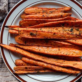 Roasted Carrots Recipe | Side Dish Recipes.