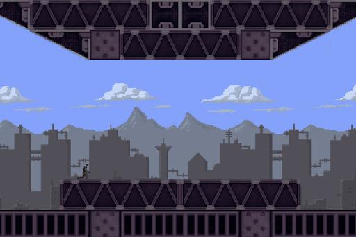 Endless Pixel Runner