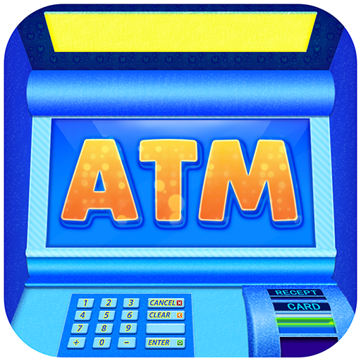 ATM Simulator Cash and Money