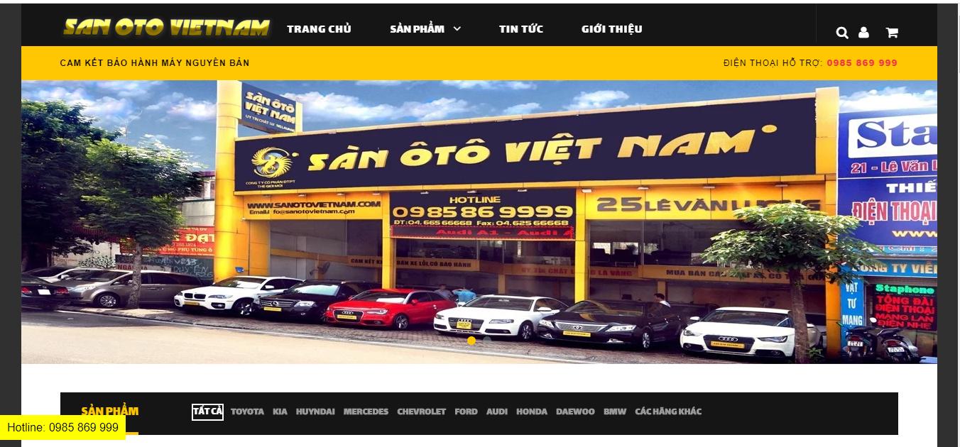 hình ảnh 15 Top 15 Trang Web Mua Bán Xe Ô Tô Uy Tín Nhất Việt Nam